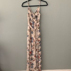 American Eagle NWT Floral Bohemian Jumpsuit